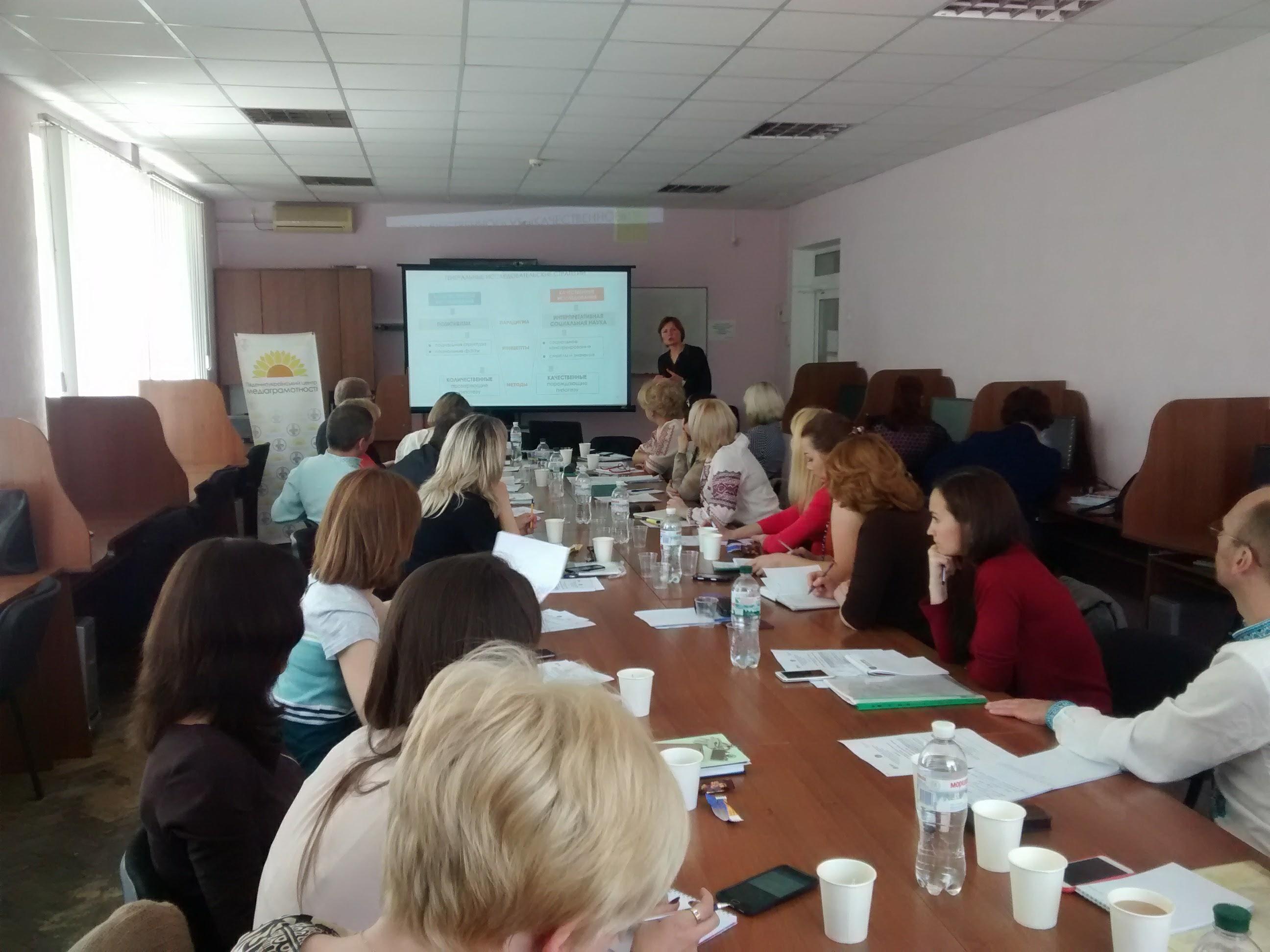 Марта Наумова: практика і теорія повинні переплітатися