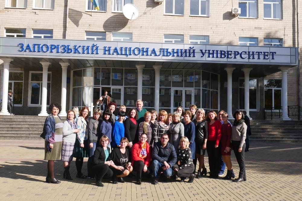 Відбувся другий тренінг із медіаграмотності для вчителів Запорізької області