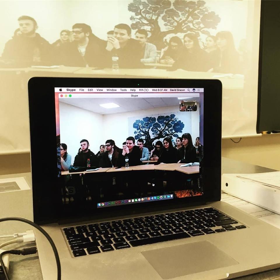 Вебінари в дії: студенти України і США обговорюють медіаграмотність