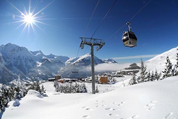 L'ETS au ski