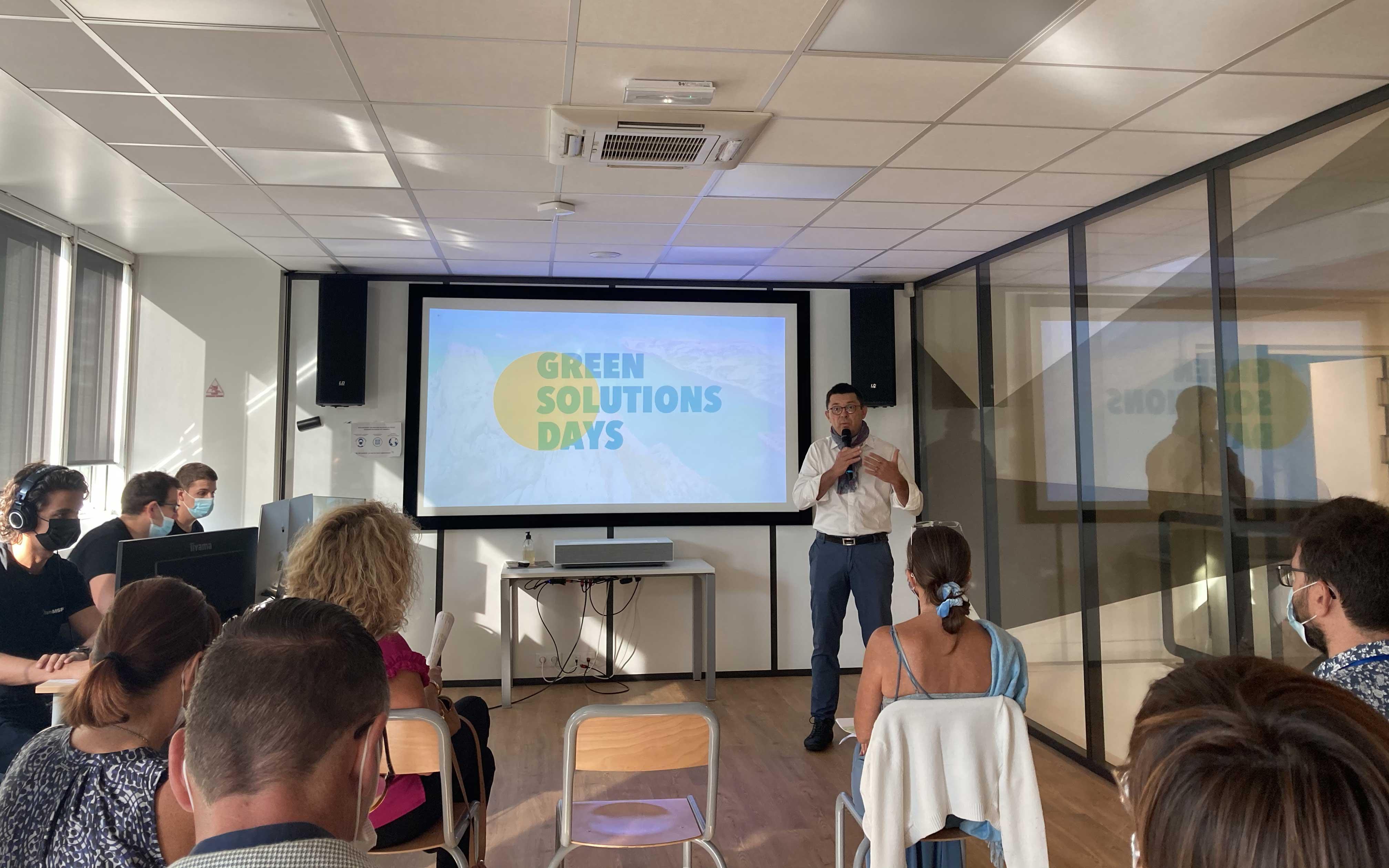 Green Solutions Days : LE rendez-vous écologique et solidaire