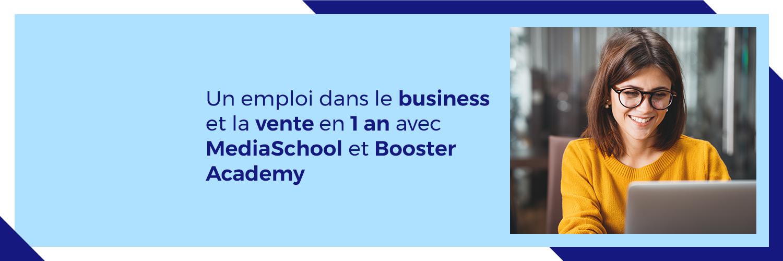 LA Business School pour former les commerciaux de demain
