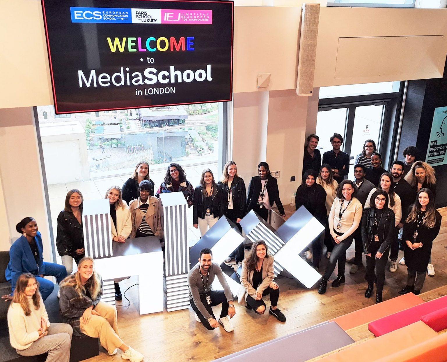 MediaSchool London s'installe au sein du Havas village UK