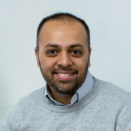 Dr Zubair Ahmed
