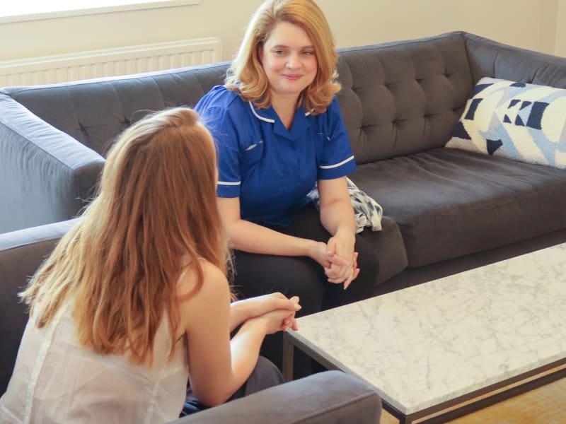 nurse home visit