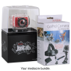 Deals on Nabi Look HD Camera and GoPro Accessory Kit