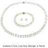 Deals on Pacific Pearls Necklace, Bracelet, and Earring Set