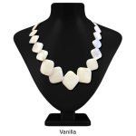 Pacific Pearls Genuine Mother of Pearl Necklace