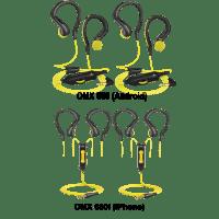 2 Sennheiser Adidas OMX 680 In-Ear Headphones Deals