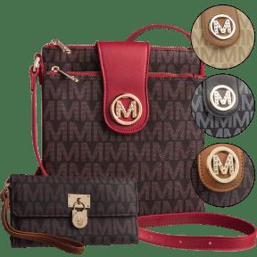 Extras pop up shop milan crossbody and wallet wristlet bundle fandeluxe Gallery