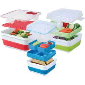 Cool Gear 17-Piece Food Storage Set