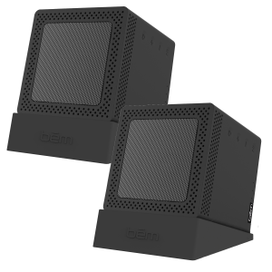 2-Pack: Bem Wireless Big Mo WiFi Speakers