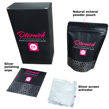 Dtarnish Silver Jewelry Cleaning Kit