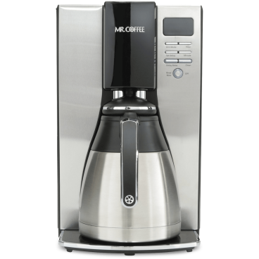 online exclusive mr coffee 10cup thermal carafe coffee maker refurbished