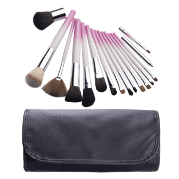 Vanity Planet 15 Piece Makeup Brush Set