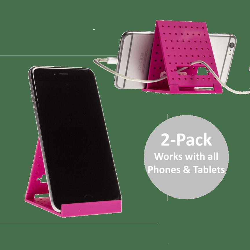 2 Pack Tzumi Pocket Juice 2000mah Solo Pocket Battery
