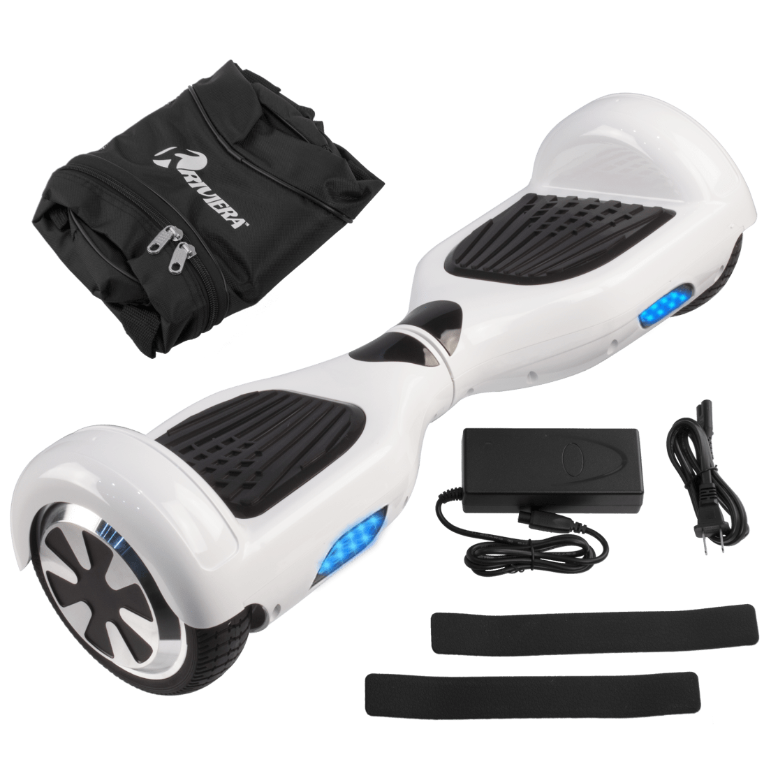 Riviera Ul2272 Certified Hoverboard Self Balancing Scooter Vip Keychain