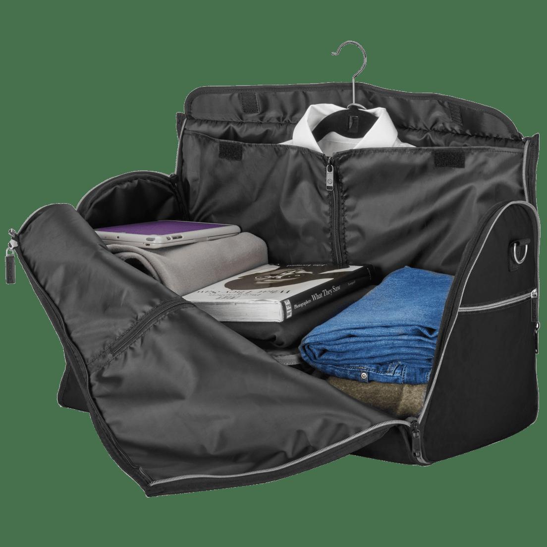 5835efbd1bbf Biaggi Hangeroo Garment Bag + Satchel