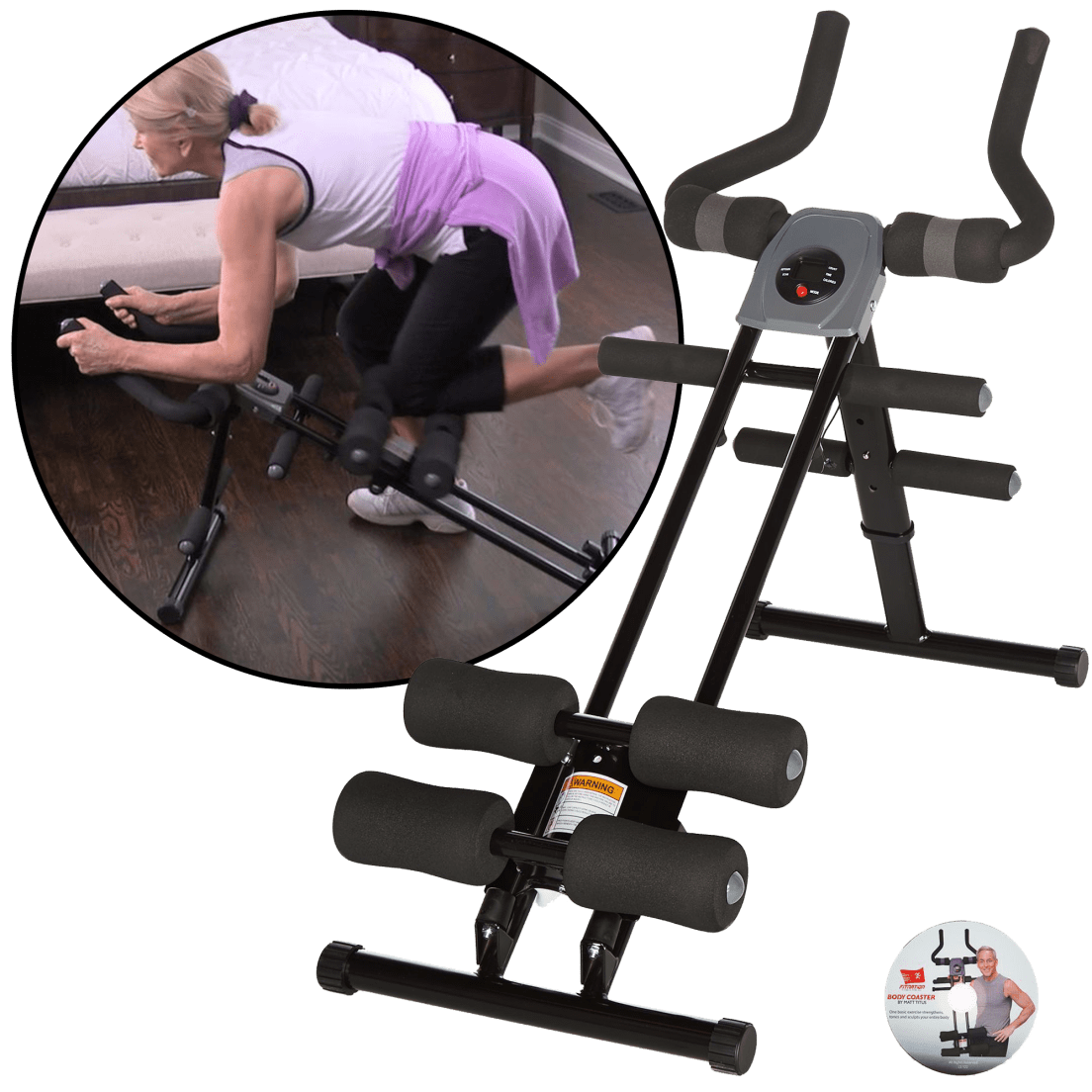 Body Coaster by Fit Nation 7a5dc164f3830