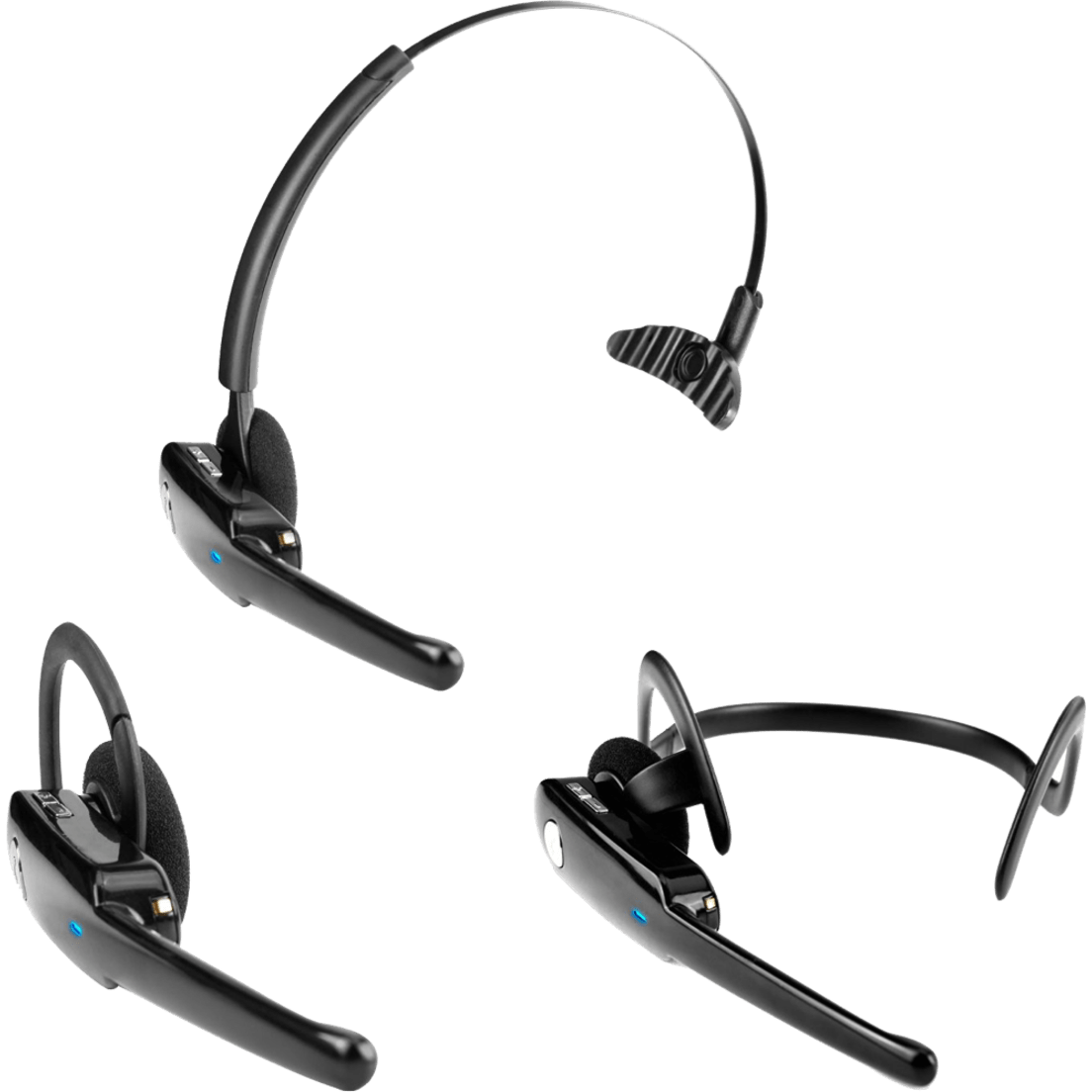 Go Groove 3-in-1 Bluetooth Headset with Charging Base 29f0978f0f10