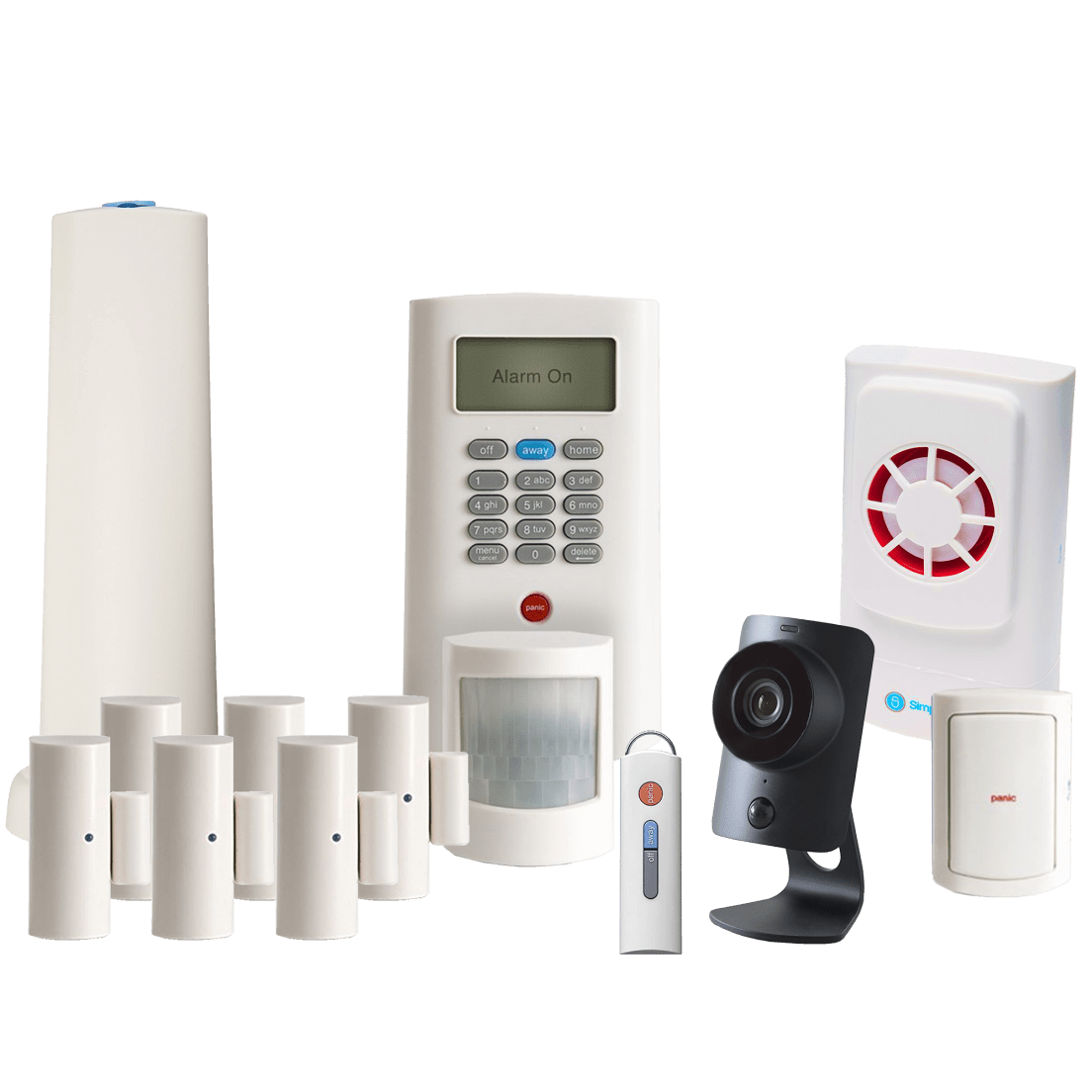 Simplisafe Shield Wireless Home Security System Switchmate39 Lets You Run Light Switch From Your Phone Without Rewiring