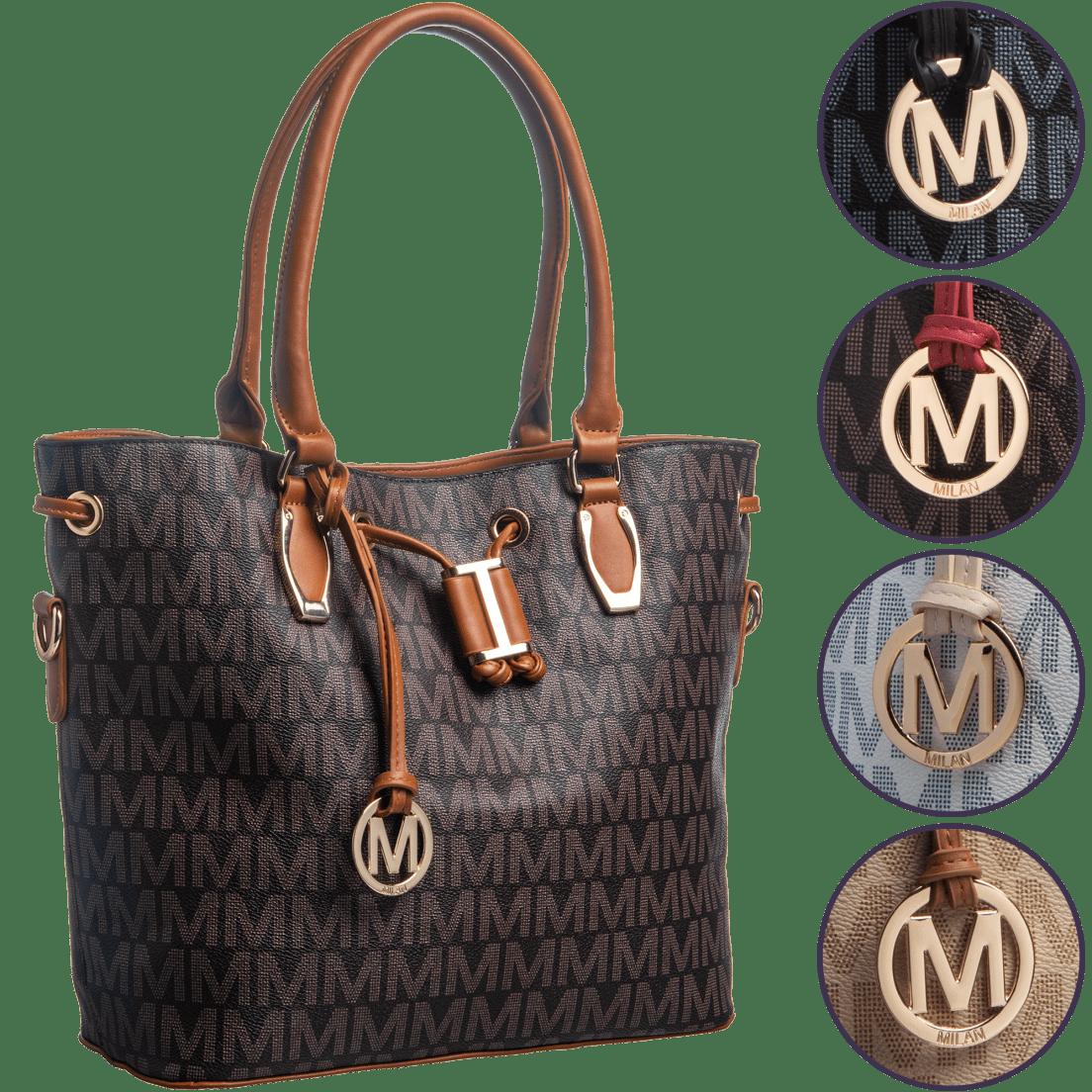 aa9f89fa652e Milan Imports Drawstring Bucket Bag