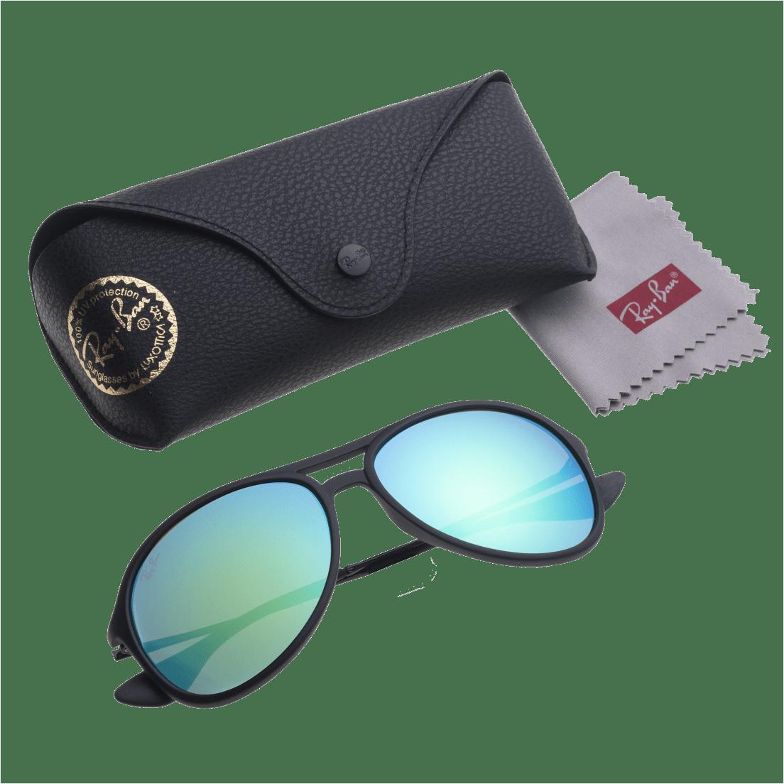 86845fc950 Ray-Ban RB4201 Alex Pilot Sunglasses