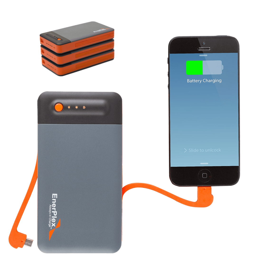 Enerplex Jumpr Stack 9 Stackable 9400mah Power Bank