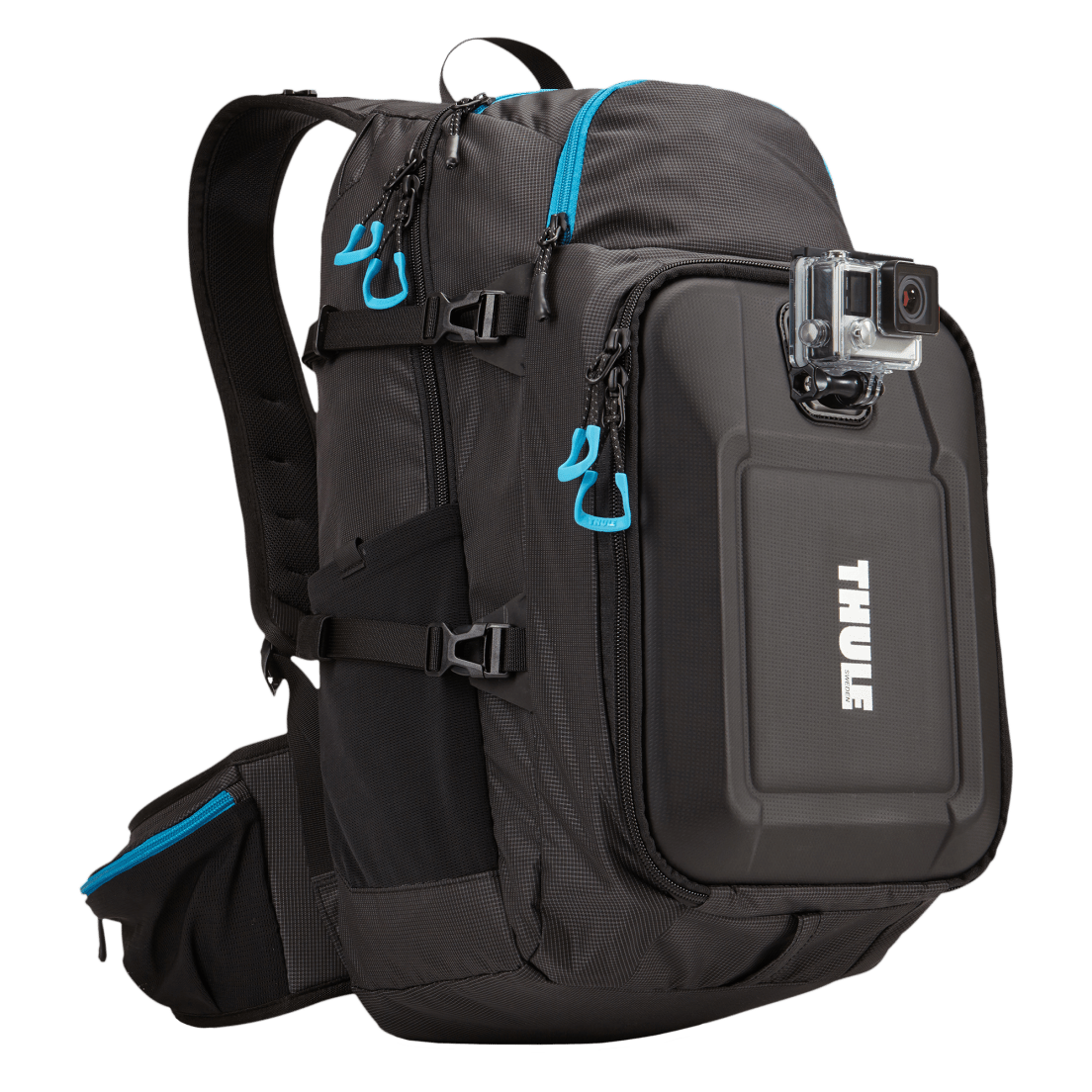88a7914af675 Thule Legend Backpack with Dual GoPro® Mounts   Crushproof Storage