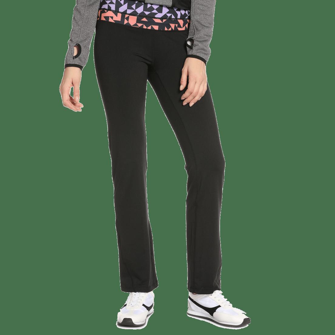 Reebok Women s Strength Geo Print Pants + Bonus Activity Tracker (NEED TO  DELETE b1a321c67