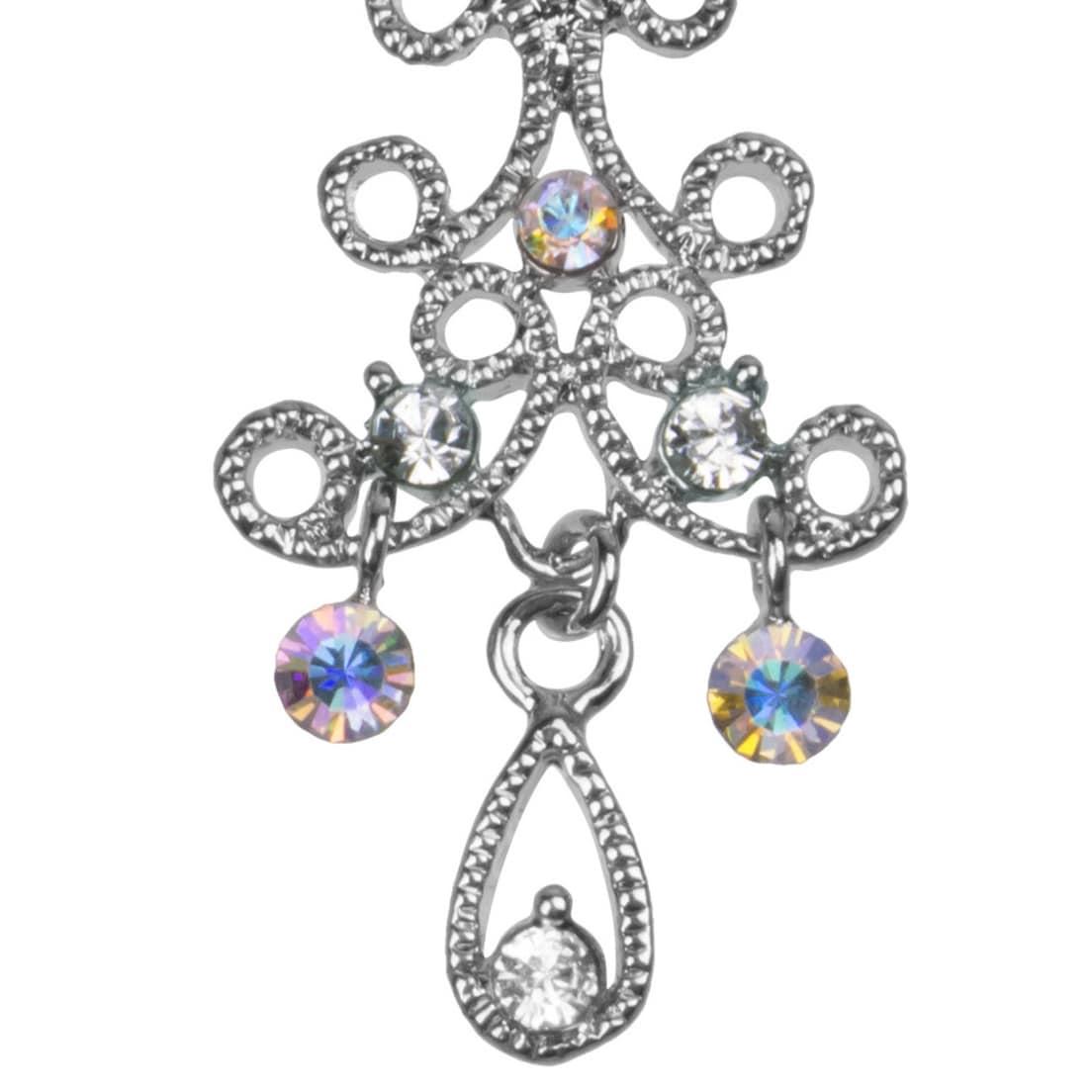 chandelier earrings by patricia locke Kentucky Bourbon Mule sold out