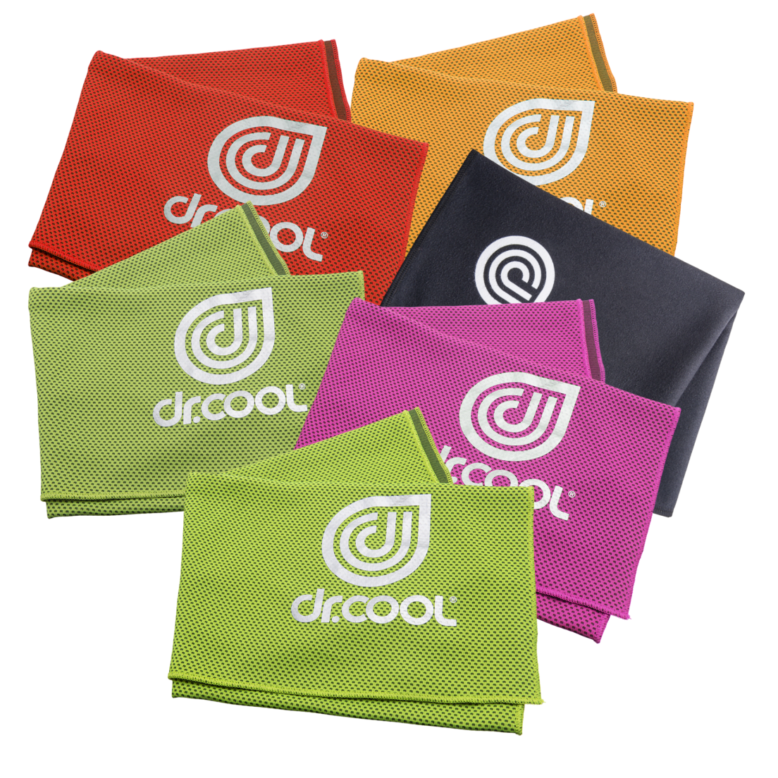 3 pack dr cool chill sport cooling towel