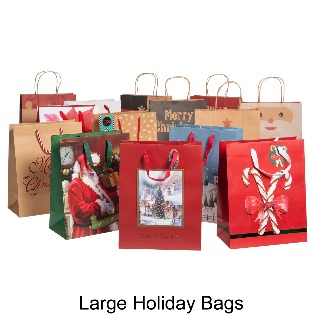 df733fab1f02 50-Pack of Holiday and All-Occasion Gift Bags