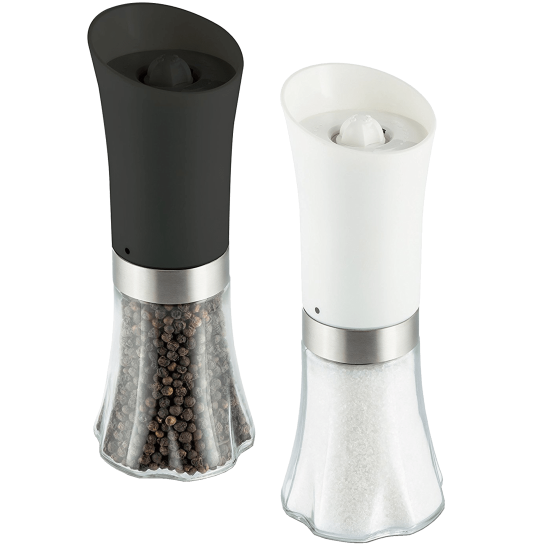 Deluxe Electric Salt Pepper Mill Set By Modernhome