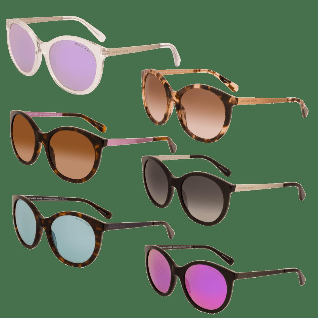 e881af87e61 Michael Kors Island Tropics Sunglasses