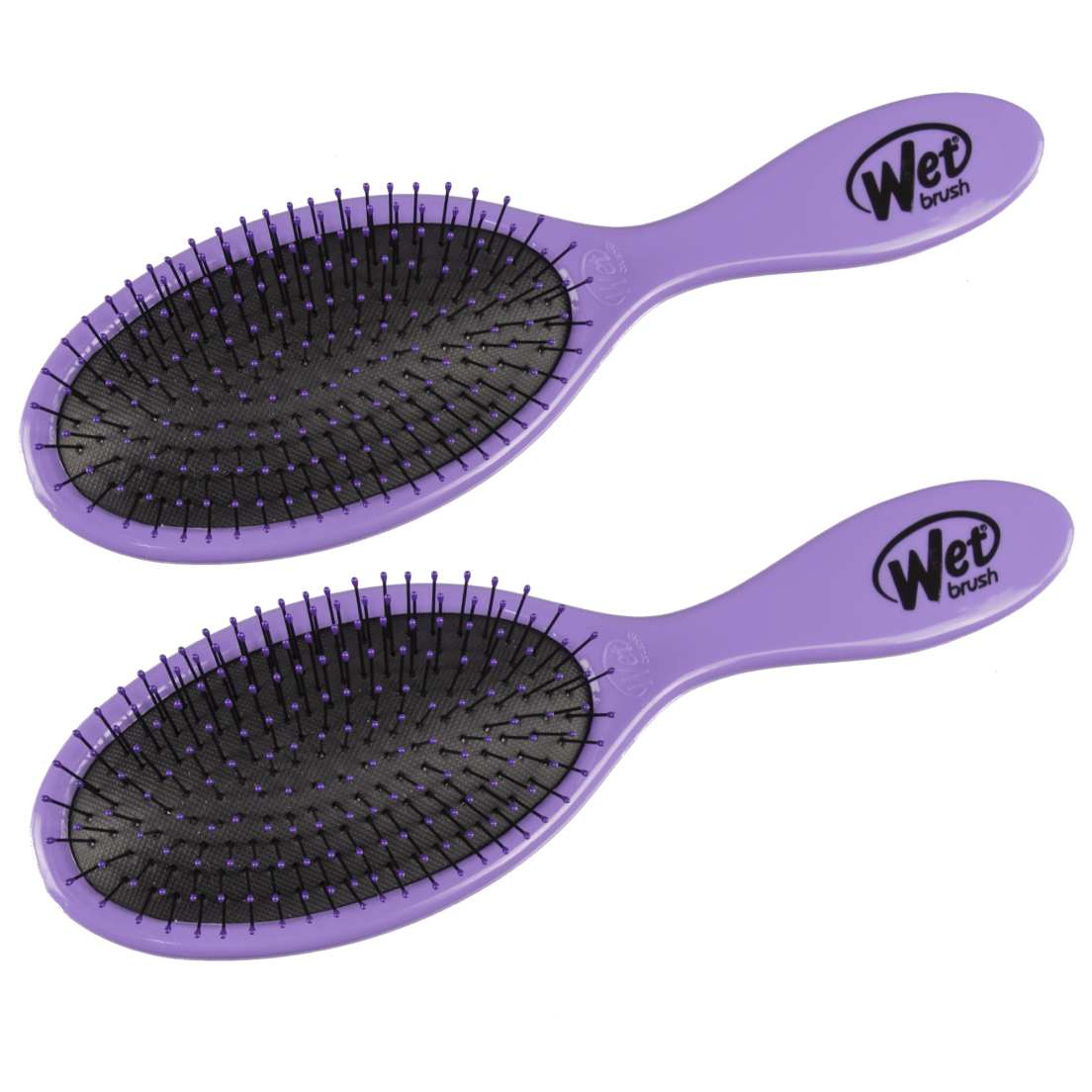 2 Pack Wet Brush Detangling Hair Brushes