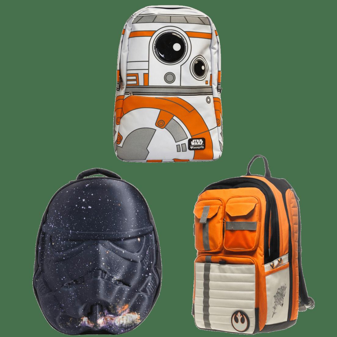 Star Wars Backpack Bonanza da4c93c53d