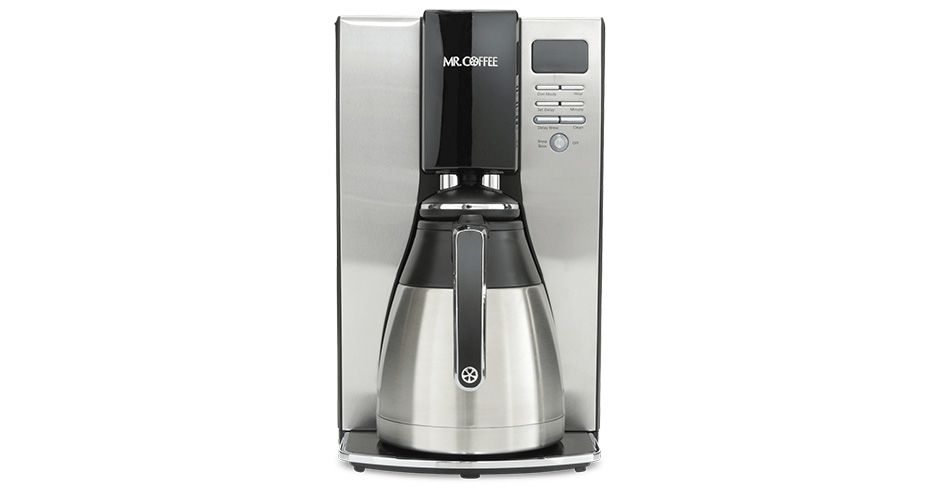 Mr. Coffee 10-Cup Thermal Carafe Coffee Maker (Refurbished)