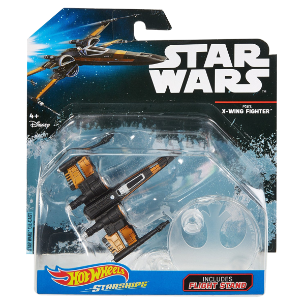 May The 4th Be With You Deals: Star Wars Die Cast Vehicles: Hasbro Or Hot Wheels
