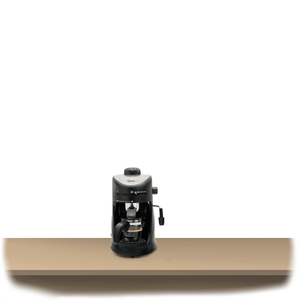 4 cup espresso machine