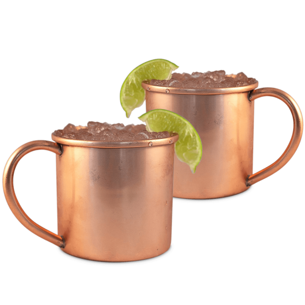 2fortuesday pure copper moscow mule mugs