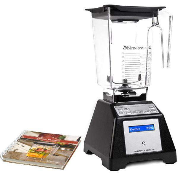 blendtec total blender with wildside jar refurbished - Blendtec Blender