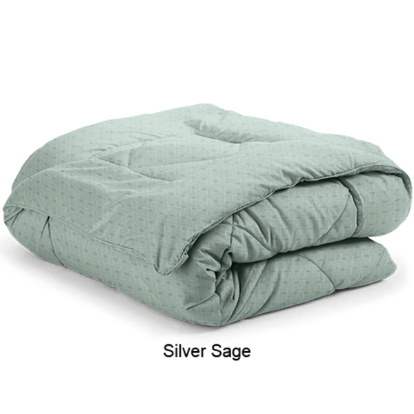 gardenia down alternative comforter