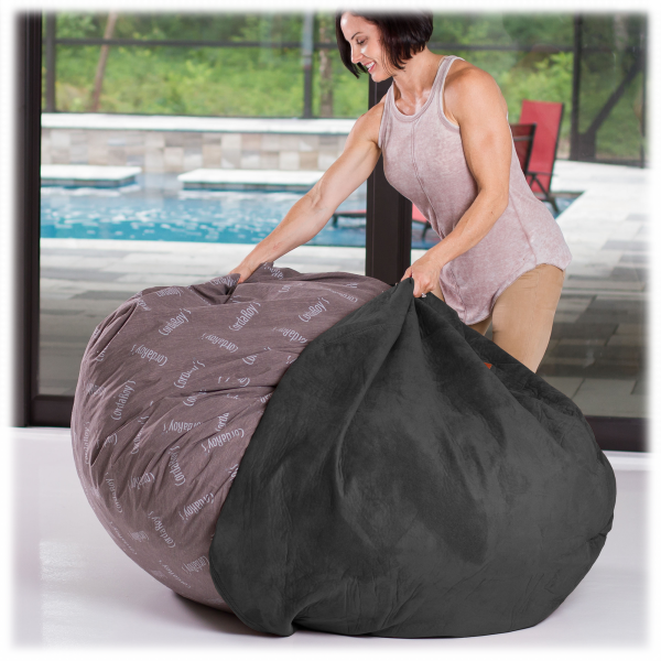 Cordaroy S Convertible Beanbag Chair Bed