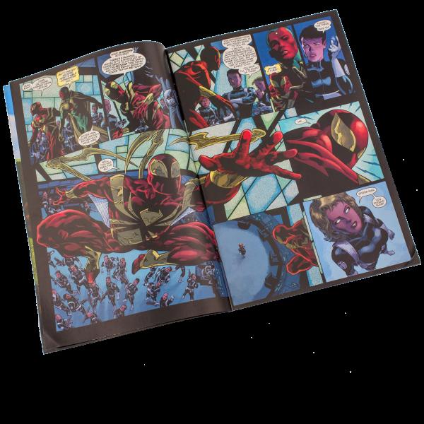 25 Random Comic Books