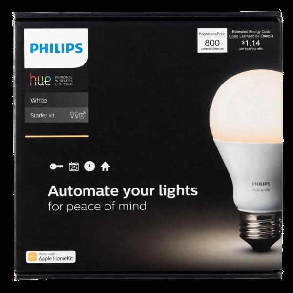 Philips Hue Starter Kit : philips hue starter kit 2nd generation refurbished ~ Nature-et-papiers.com Idées de Décoration