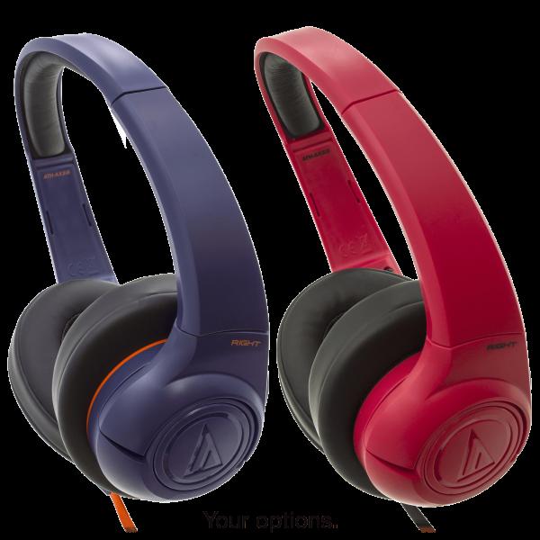 Audio Technica Sonic Fuel Over Ear Headphones
