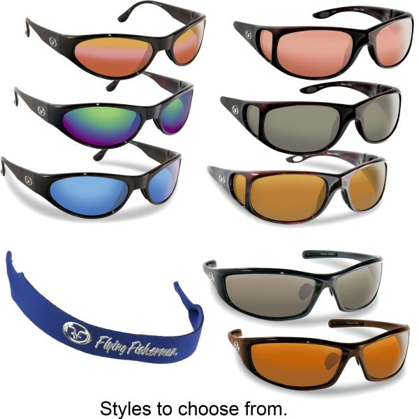Flying Fisherman Sunglasses  fisherman master angler polycarbonate sunglasses