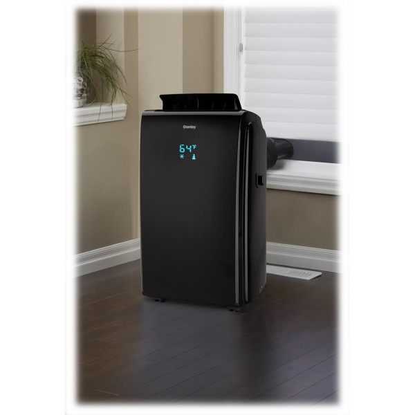 Danby 12000 Btu 3 In 1 Portable Air Conditioner And