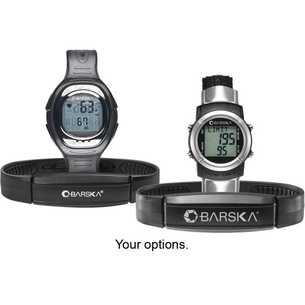 Barska Fitness Watch and Heart Rate Monitor